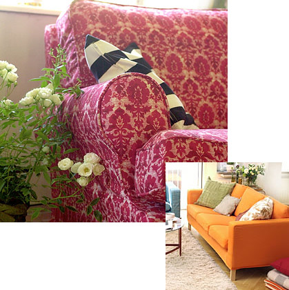 BEMZ - Slipcovers for IKEA Furniture