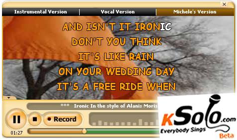 kSolo: Online Social Karaoke