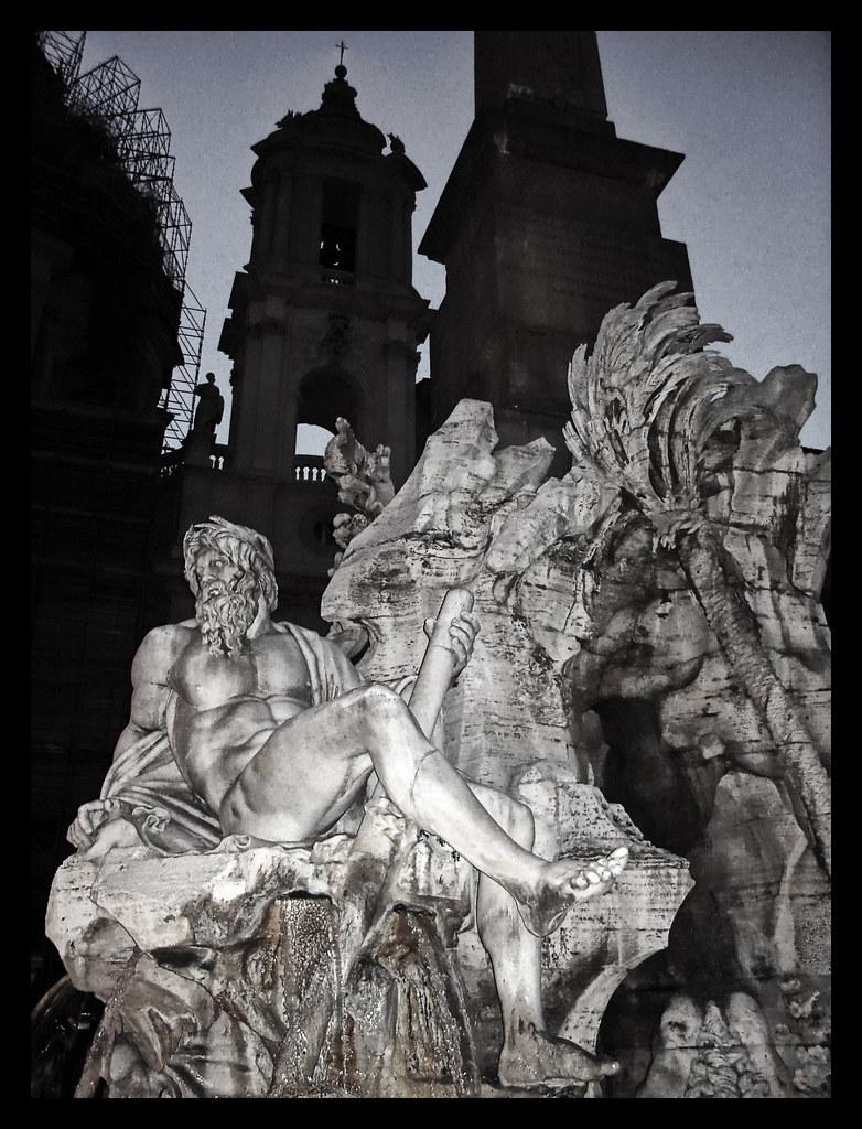 Gods of Rome but not Roman Gods