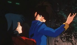 Minmay gets it