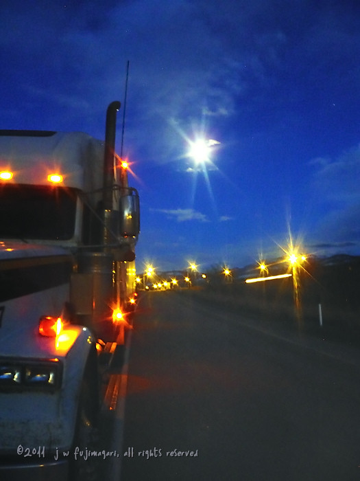 Moonlight And Semi