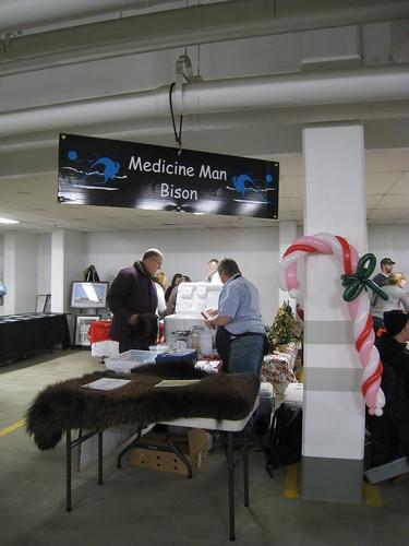 Medicine Man Bison
