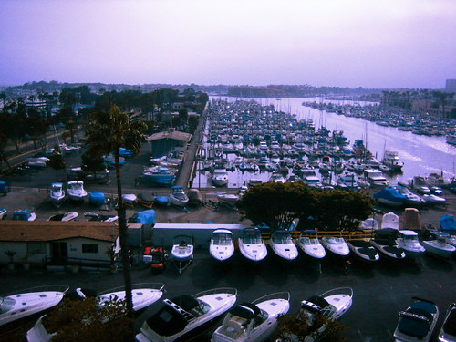 Fronting the Marina
