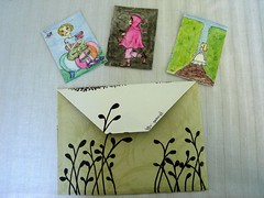 APL Creations Fairy Tales and Fables ATC swap mailart