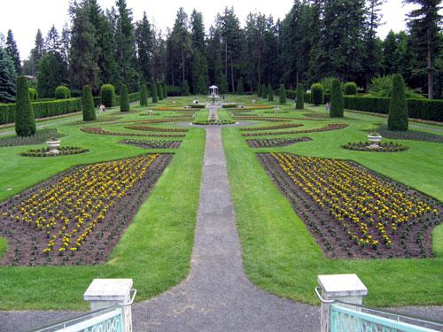 Duncan Gardens in June