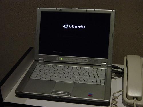 Mi Dell  Inspiron 710m con Ubuntu Linux