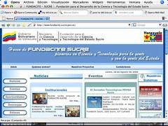 Fundacite Sucre