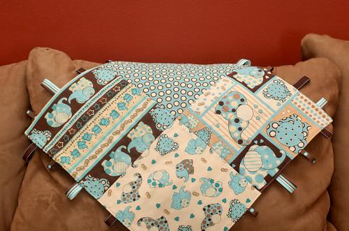 Ribbon Blanket