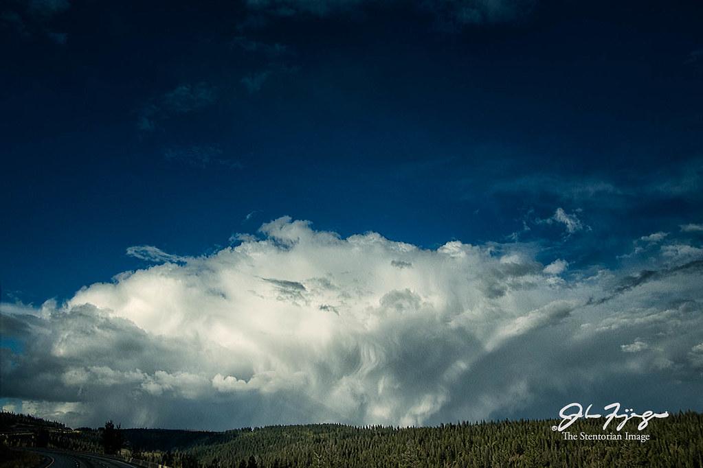 Storm Over Helmer