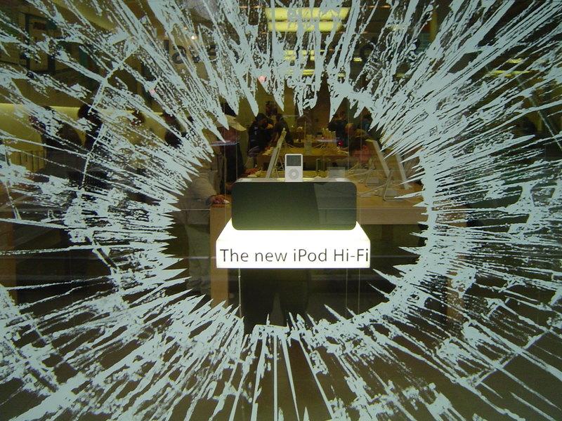 iPod Hifi 2