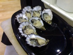 Oysters - Freshly Shucked