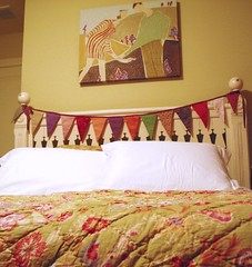 Bed Banner