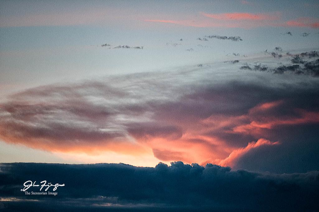 Wild Alberta Skies