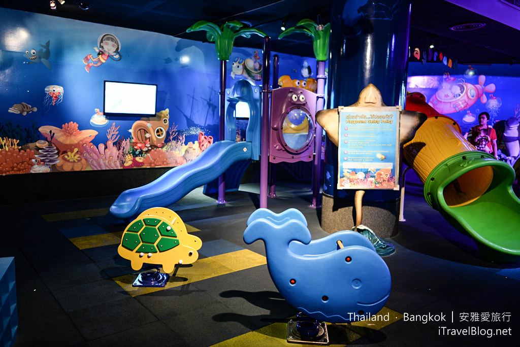 Siam Ocean World Bangkok 58