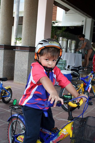 Younger bikers