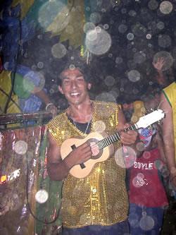 Bloco singer