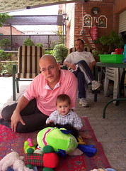 3 generaciones de palomares 7 de mayo 2006
