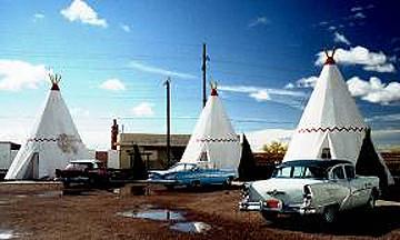 Wigwam Motel, Holbrook, Ariz.