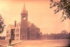 Newberg Friends Church, 1892/93