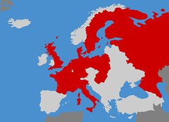 European countries we've visited