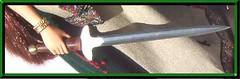 Boudicca's Sword