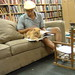 Cats at the Last Word Bookshop