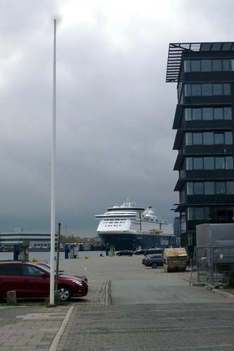 Færge i Kiel