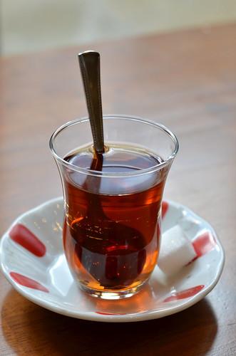 Tea time in Harringay