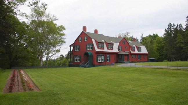 Roosevelt Summer Home