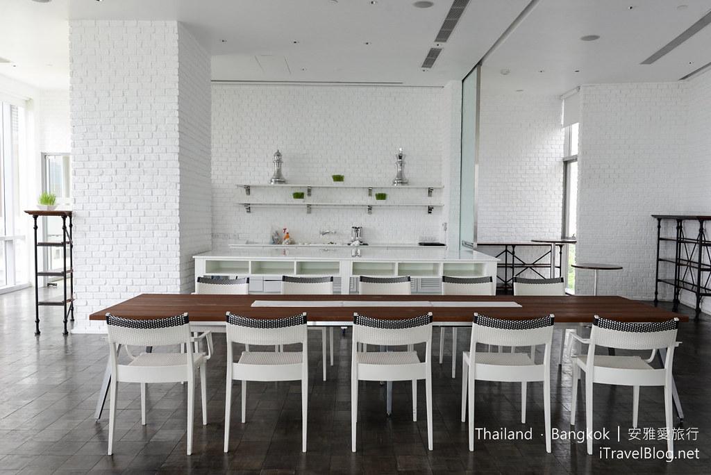 曼谷東方公寓 Oriental Residence Bangkok 79