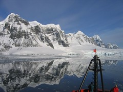 Neumayer Channel Reflections