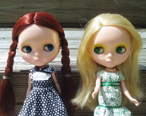 Louisa meets Aibhlinn