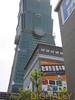Sony Fair next to Taipei 101