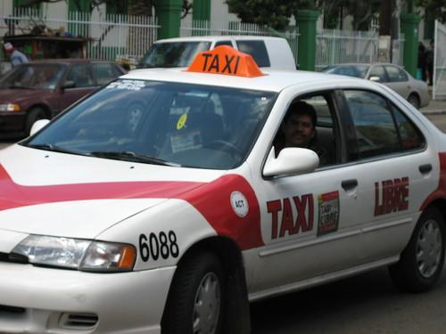 taxi libre