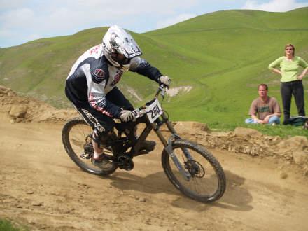 Randy at Corral Hollow 2006