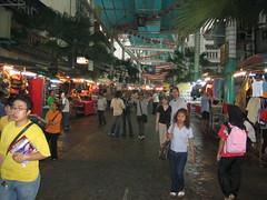 KL Chinatown Petaling Street