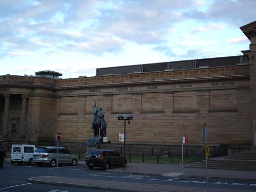NSW Gallery - Left