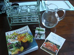 housewarming goodies from Jes, Hope, & Dawn