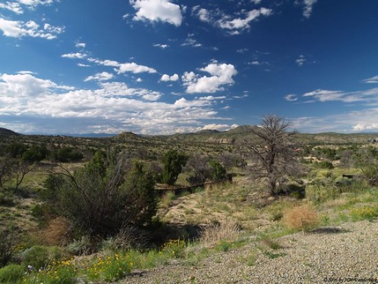 Turquoise Trail Scenery