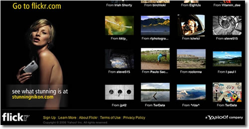 Monetizing Flickr: What the Nikon deal means...