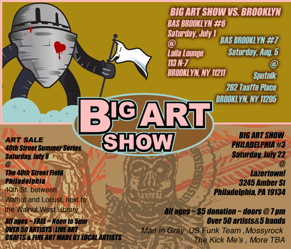 big art show williamsburg