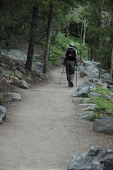 The Trail to Bear Lake