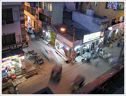 Rooftop View Mysore