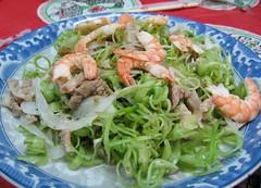 越南涼伴空心菜
