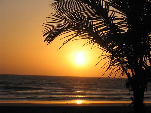 Ganpatiphule - sunset