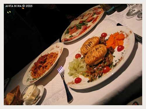 Swiss meal