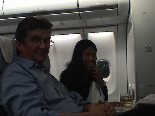John and Janey Business Class