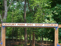 Century Park Disc Golf Course
