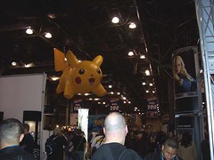 FF2 Booth at New York Con (2007)