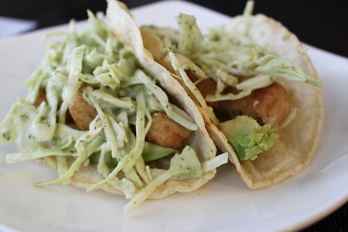 Fish Tacos with Avocado